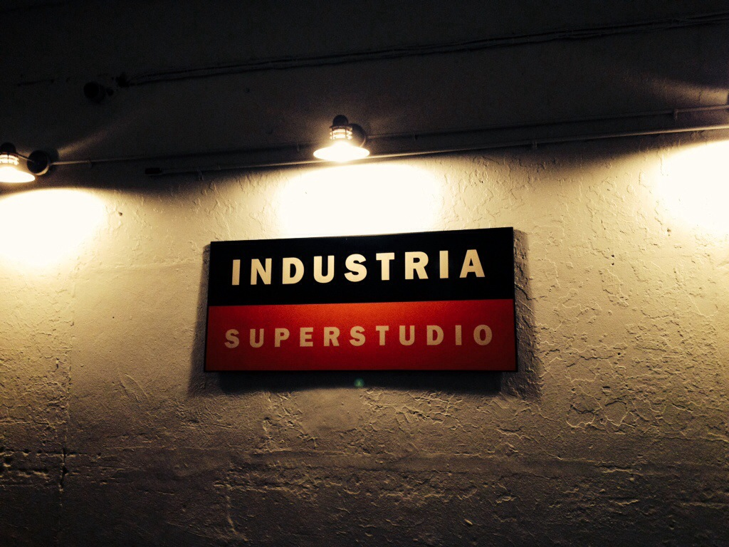 industria superstudio,new york city,manhattan,chelseastudio equipments.