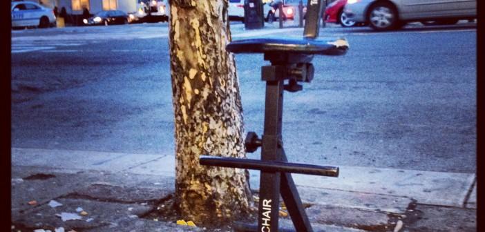 Uptown Manhattan - Dj Chair