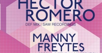 Hector Romero at Cielo - New York