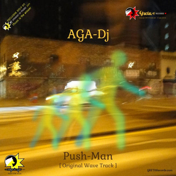 push man, deep house mp3, aga dj.