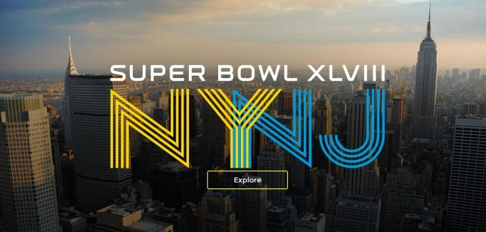 La settimana del Super Bowl 2014