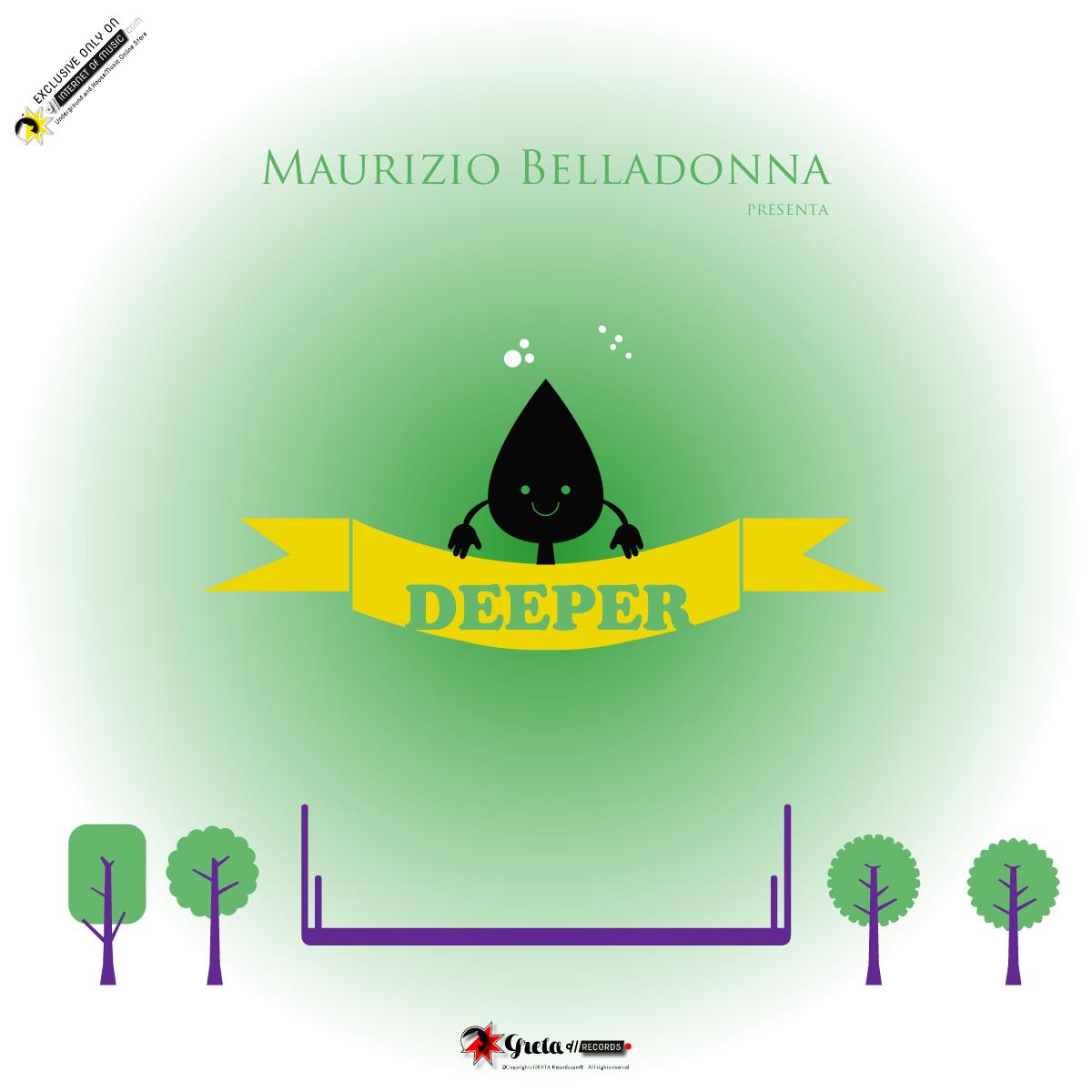 Deeper maurizio belladonna tech house music internet for Tech house songs
