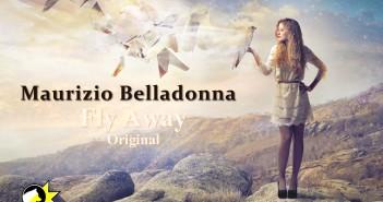 Fly Away original, Maurizio Belladonna.