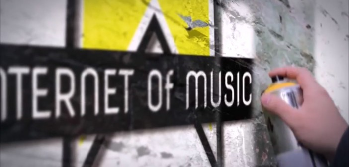 Internet Of Music street art, Brooklyn writers video.