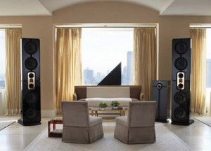 audiophiles sound system