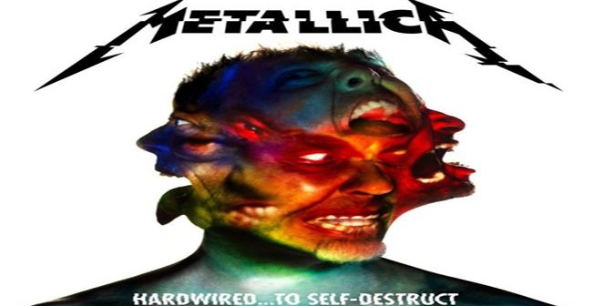 "Metallica new album ""Hardwired "" is coming"