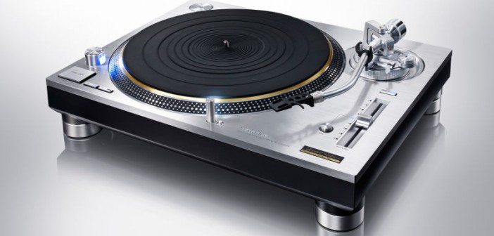 the new technics sl 1200