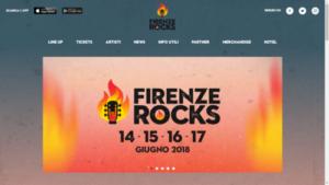firenze rock festival