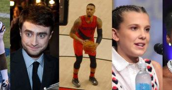 5 Celebrities Who Aren't Half Bad At Rap
